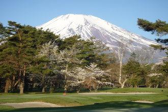 富士ゴルフコース1