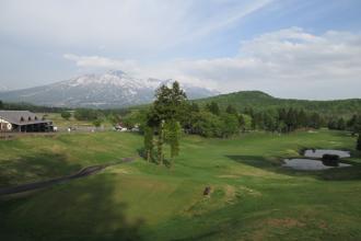 上越妙高の森ゴルフコース1