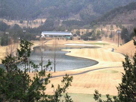 栃木の森ゴルフコース1